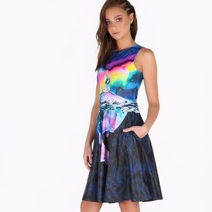 NWOT Blackmilk x Lora Zombie Longline Dress